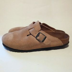 Birkenstock slip-on shoes Boston clogs sz.8.5-9
